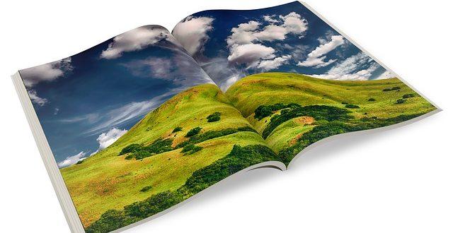 Majalah Kesayangan [ theDigitalArtist_pixabay.com]